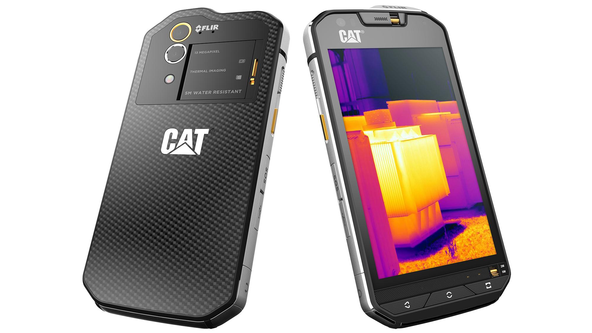 Cat S60 Lo Smartphone Indistruttibile